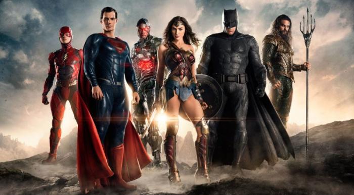Liga de la justicia 1