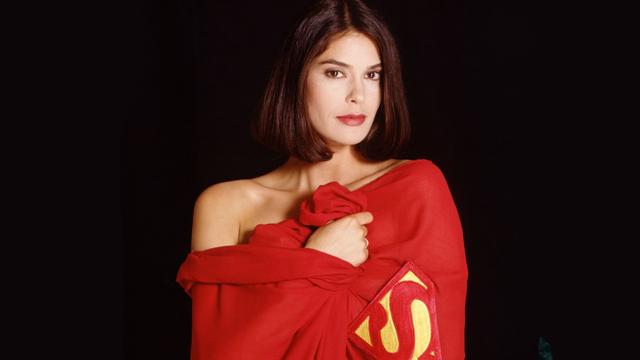 Teri Hatcher Supergirl