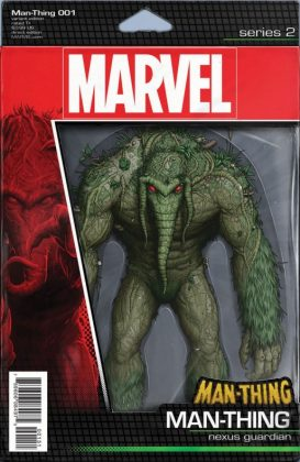 Man Thing 1 Action Figure Variant
