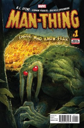 Man Thing 1 Cover 1