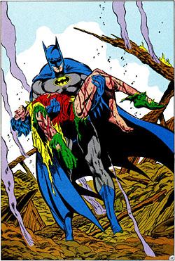 Muerte Robin