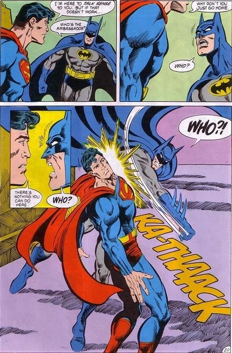Muerte Superman
