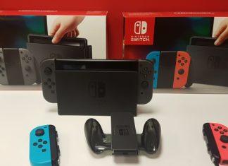 Hemos probado la Nintendo Switch y te contamos qué nos ha parecido