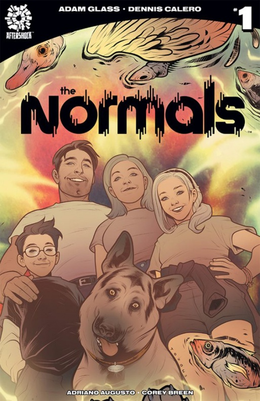 Normals Cover