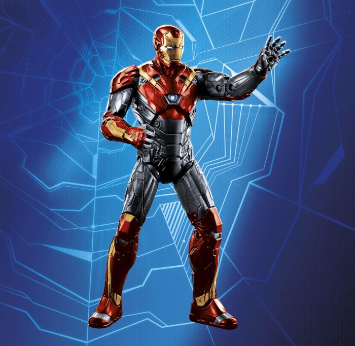 Nueva Armadura Iron Man