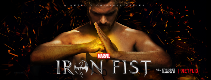 Nuevo banner Iron Fist