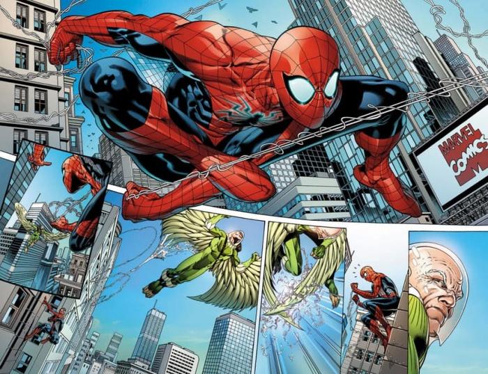 Peter Parker Spectacular Spider Man FCBD Preview