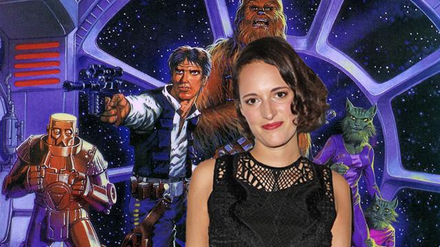 Phoebe Waller Bridge Star Wars