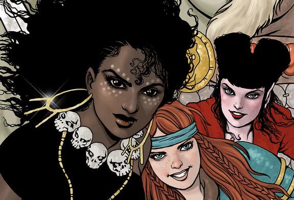 RatQuens Image Comics