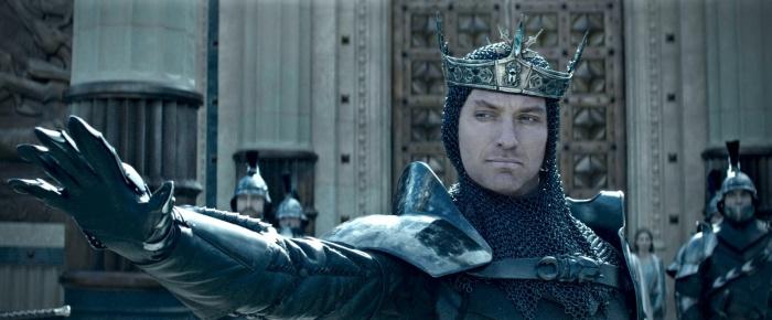 Rey Arturo La Leyenda de Excalibur
