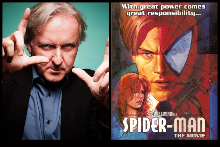 Spiderman y James Cameron