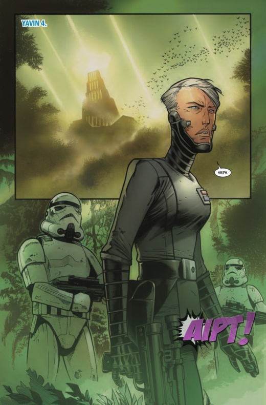 Star Wars Doctor Aphra 4 2