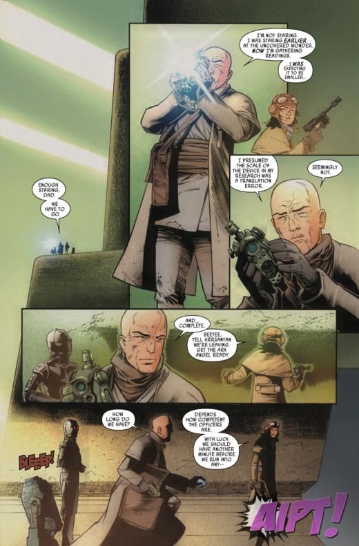 Star Wars Doctor Aphra 4 4