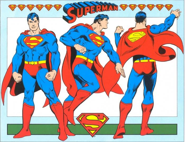 Superman por José Luis García López