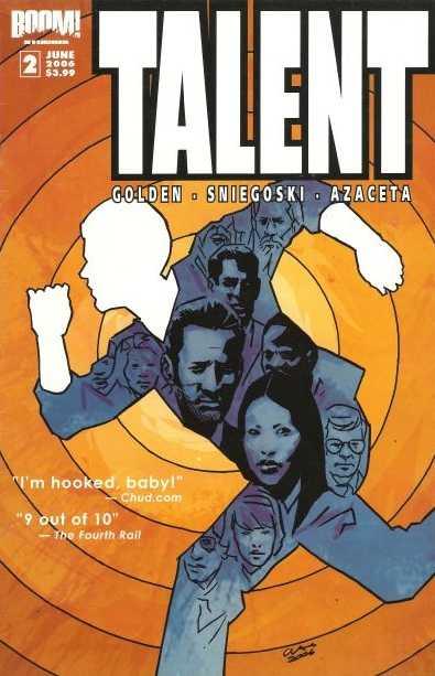 Talent 002