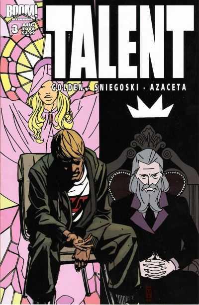 Talent 003