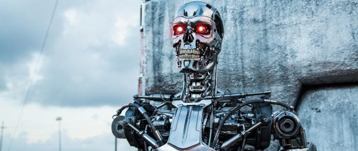 Terminator Genesis Robot T 800
