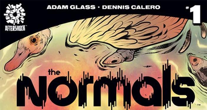 The Normals portada