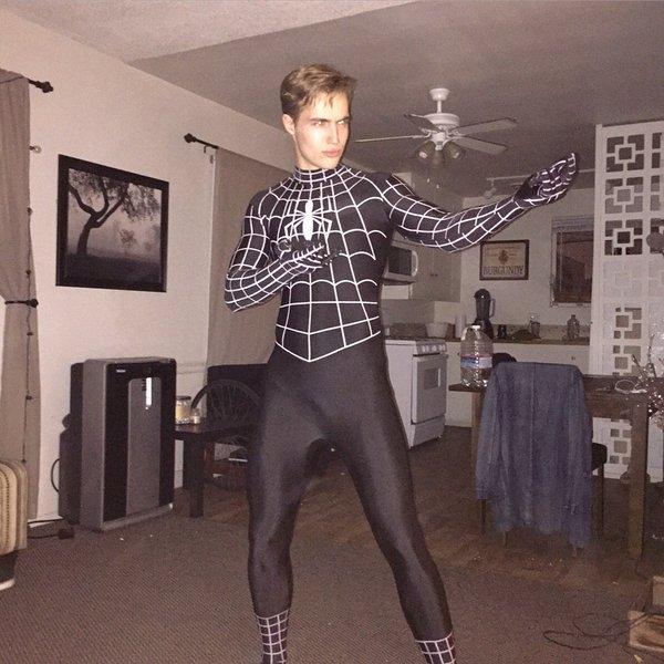Trevor Stines Spider-Man