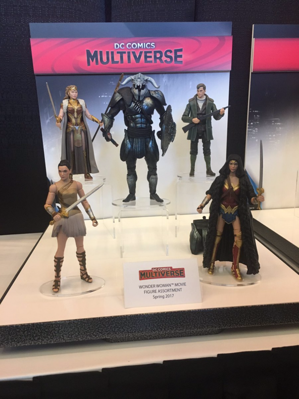 Figura de Ares en Wonder Woman