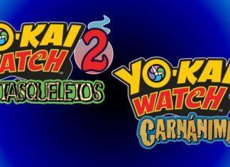 Yo-kai Watch 2 español