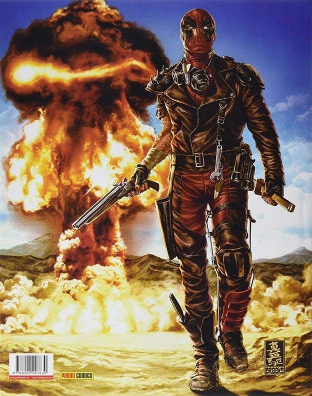 Deadpool: El Arte del Mercenario Bocazas