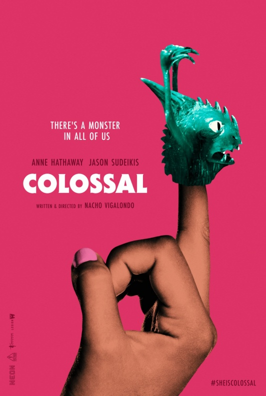 Colossal - póster