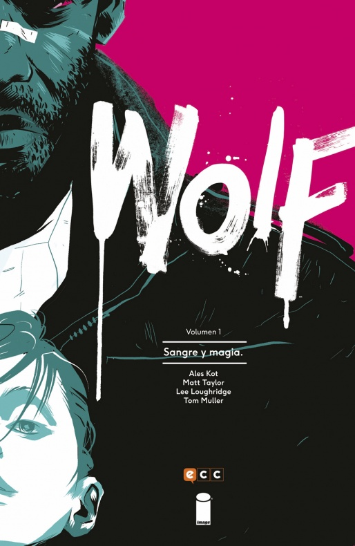 cubierta wolf sangre y magia ecc
