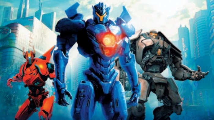 Jaegers Pacific Rim: Uprising