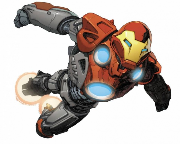 iron man ultimate