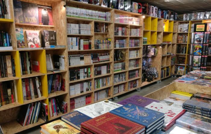 libreria raccoon games