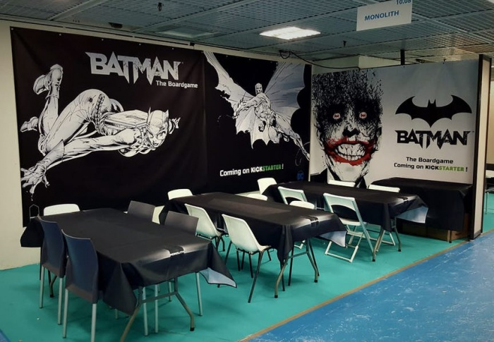 monolith batman baord game cannes festival games