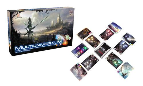 Juego de cartas 'Multiuniversum'