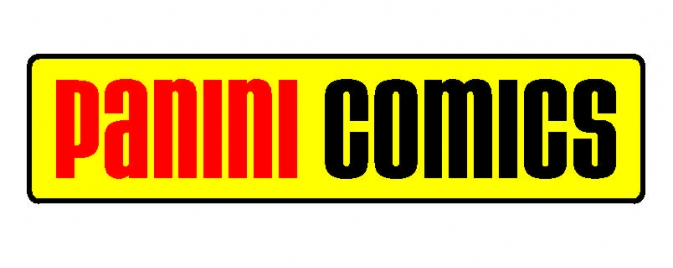 Logo de Panini Cómics