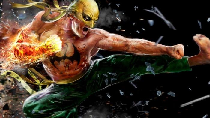 Iron Fist Marvel Netflix