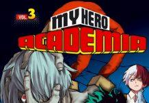 portada my hero academia 3