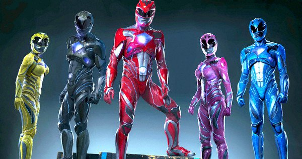 power rangers saban's