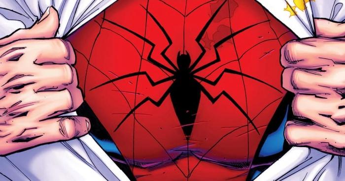 spectacular spider man header