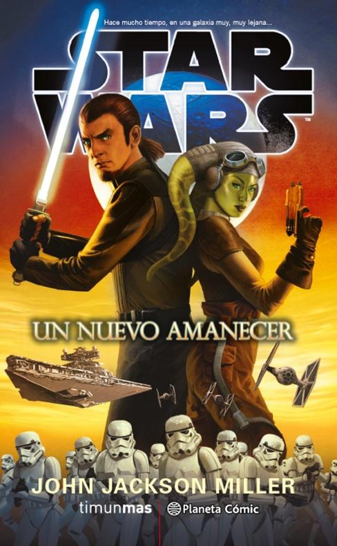 star wars Un nuevo amanecer