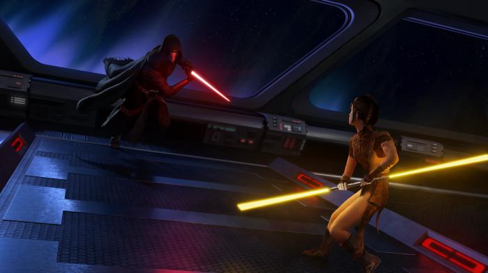 Star Wars The Old Republic Netflix Darth Revan