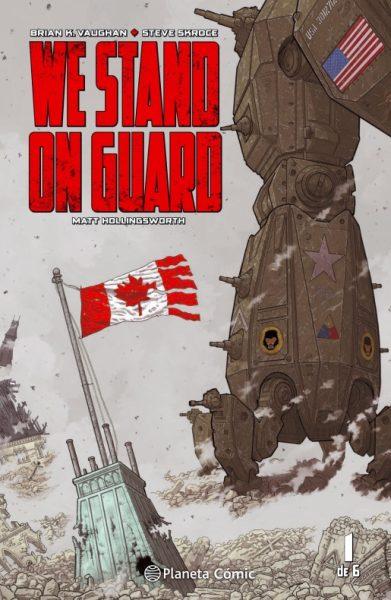 we stand on guard planeta