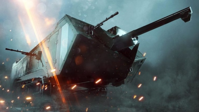 Battlefield 1 Zombie Mode DICE