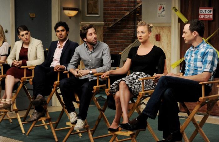 Big Bang Theory Bajar Sueldos