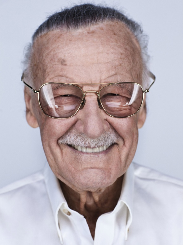 28 Stan Lee GETTY