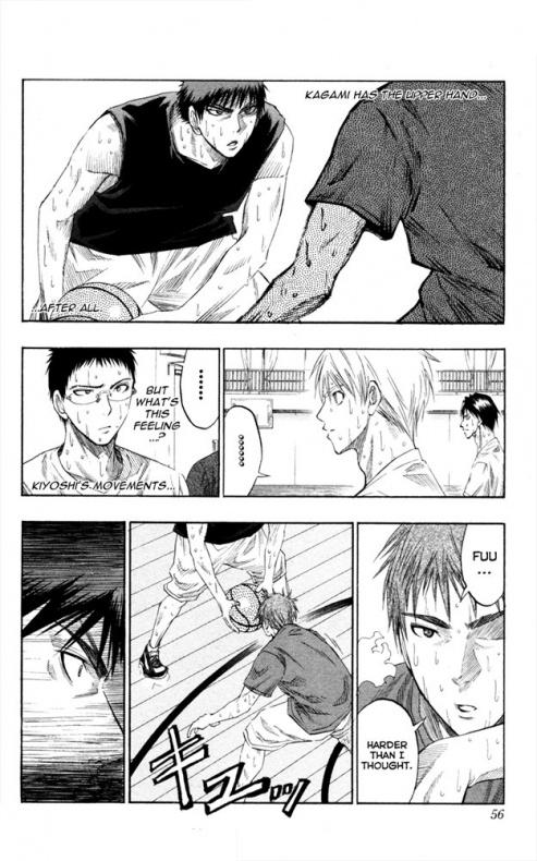 3 kuroko no basket ivrea manga opinion analisis critica