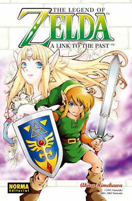 5 zelda norma editorial a link to the past reseña opinion analisis