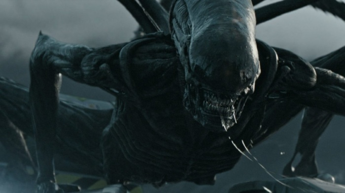 Alien Covenant xenomorfo