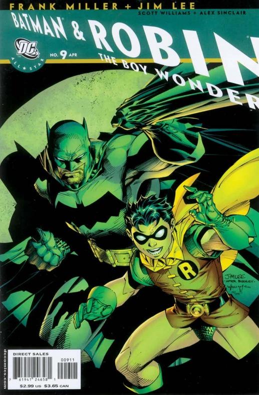 All Star Batman and Robin 9 full 1