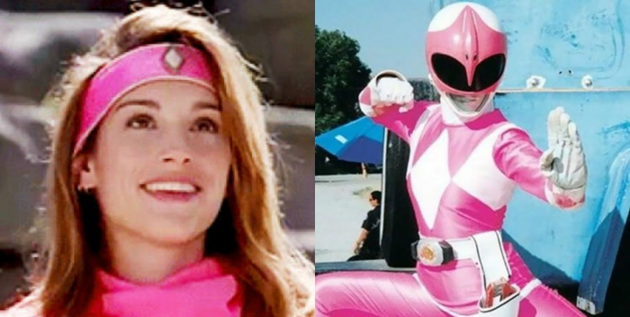 Power Rangers Amy Jo Jonhson