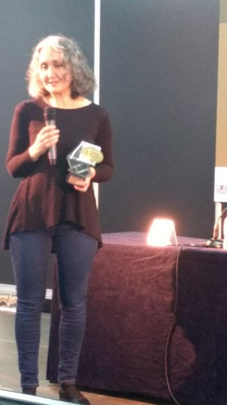 Ana Miralles Premio AACE